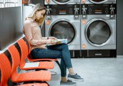 Aprire una lavanderia automatica