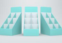 Espositori in cartone per prodotti: accattivanti e capaci di catturare l'attenzione dei clienti