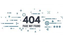 Come creare una spettacolare pagina di errore 404