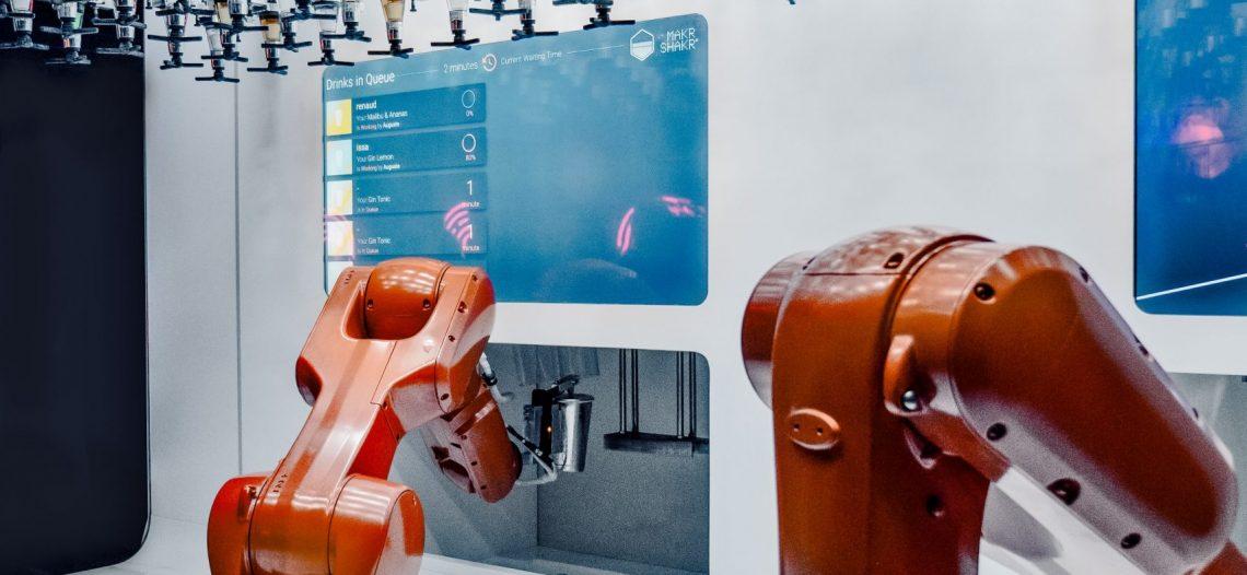 Il braccio robotico come strumento per l'automazione nelle aziende