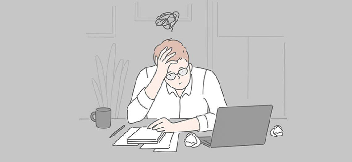 Stress sul lavoro e sindrome di burnout